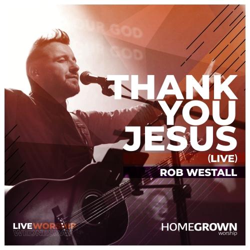 Thank You Jesus (Live)