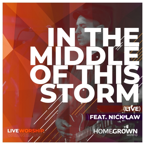 In the Middle of the Storm (Live)