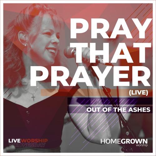Pray That Prayer