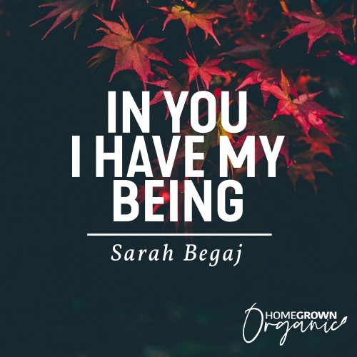In You I Have My Being